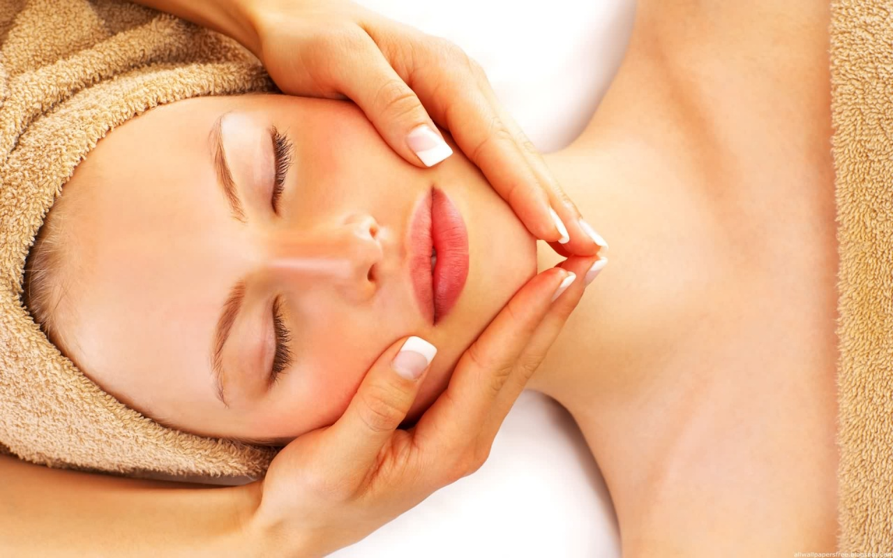 Phương pháp massage giúp trắng da không tỳ vết (3)